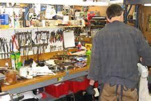 instrument repair shop